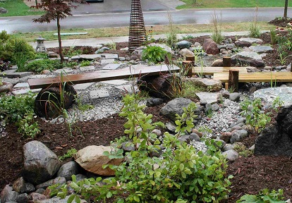 SNAP Front Yard Makeover on Wheelwright Drive