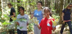 Durham Region: Conservation Youth Corps - Claremont Nature Centre @ Claremont Nature Centre