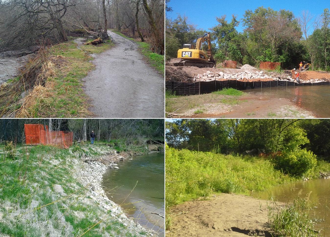 Annie Streambank restoration project