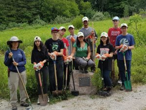 Durham Region: Conservation Youth Corps - Brock Ridge Community Park @ Brock Ridge Community Park
