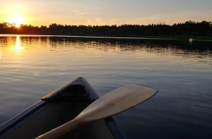 Sunset Paddle @ Lake St. George Field Centre