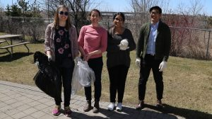 TRCA Youth Council Litter Clean-up @ The Meadoway, off Benshire Drive next to Bendale Junior Public School