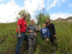Bird Box Monitoring @ Oak Ridges Community Centre