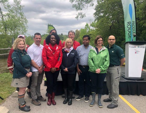 TRCA Transfers Land to Parks Canada for Rouge National Urban Park
