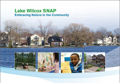 Lake Wilcox SNAP Summary cover page