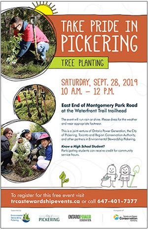 Take Pride in Pickering poster