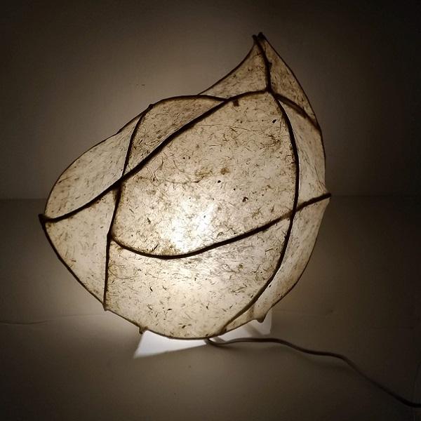 paper lantern created by artist Joanne Rich