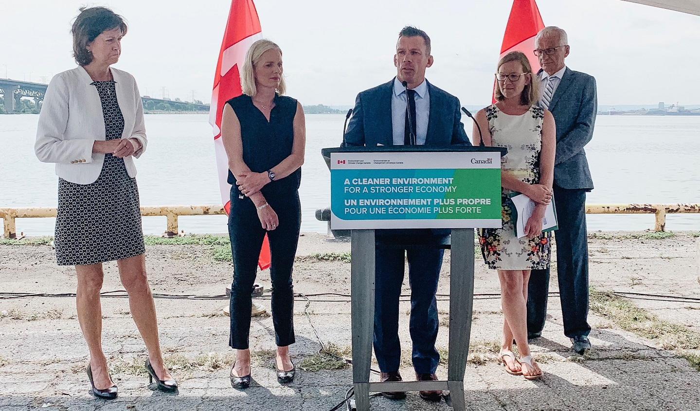 Great Lakes Protection Initiative announcement