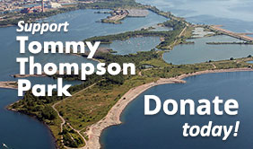 Support Tommy Thompson Park - Donate Today