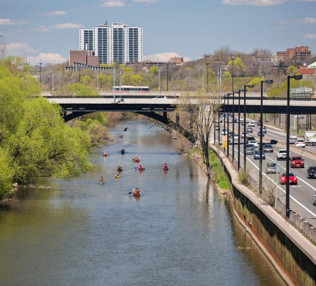World Rivers Day – Three Ways TRCA Is Making A Difference In The Rivers of the Toronto Region