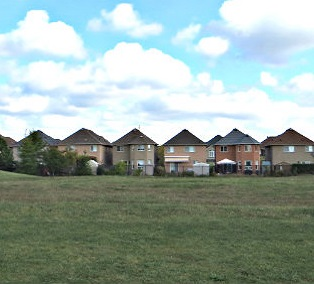 residential subdivision in West Bolton