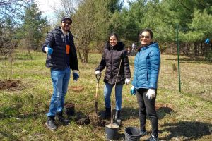 Fall Tree and Shrub Planting at Claireville Conservation Area @ Claireville Conservation Area