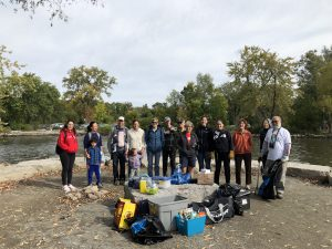 Spring Litter Cleanup at Marie Curtis Park @ Marie Curtis Park