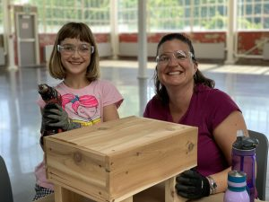 Girls Can Too: Building Together @ Claireville Conservation Area
