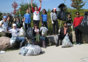 Earth Month Clean-Up @ Markham Public Library, Unionville Branch