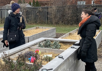 teachers participate in project supported by Peel EcoSchools grant