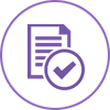 environmental assessment approval icon