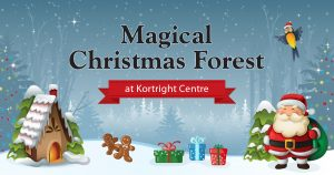 Magical Christmas Forest @ Kortright Centre for Conservation