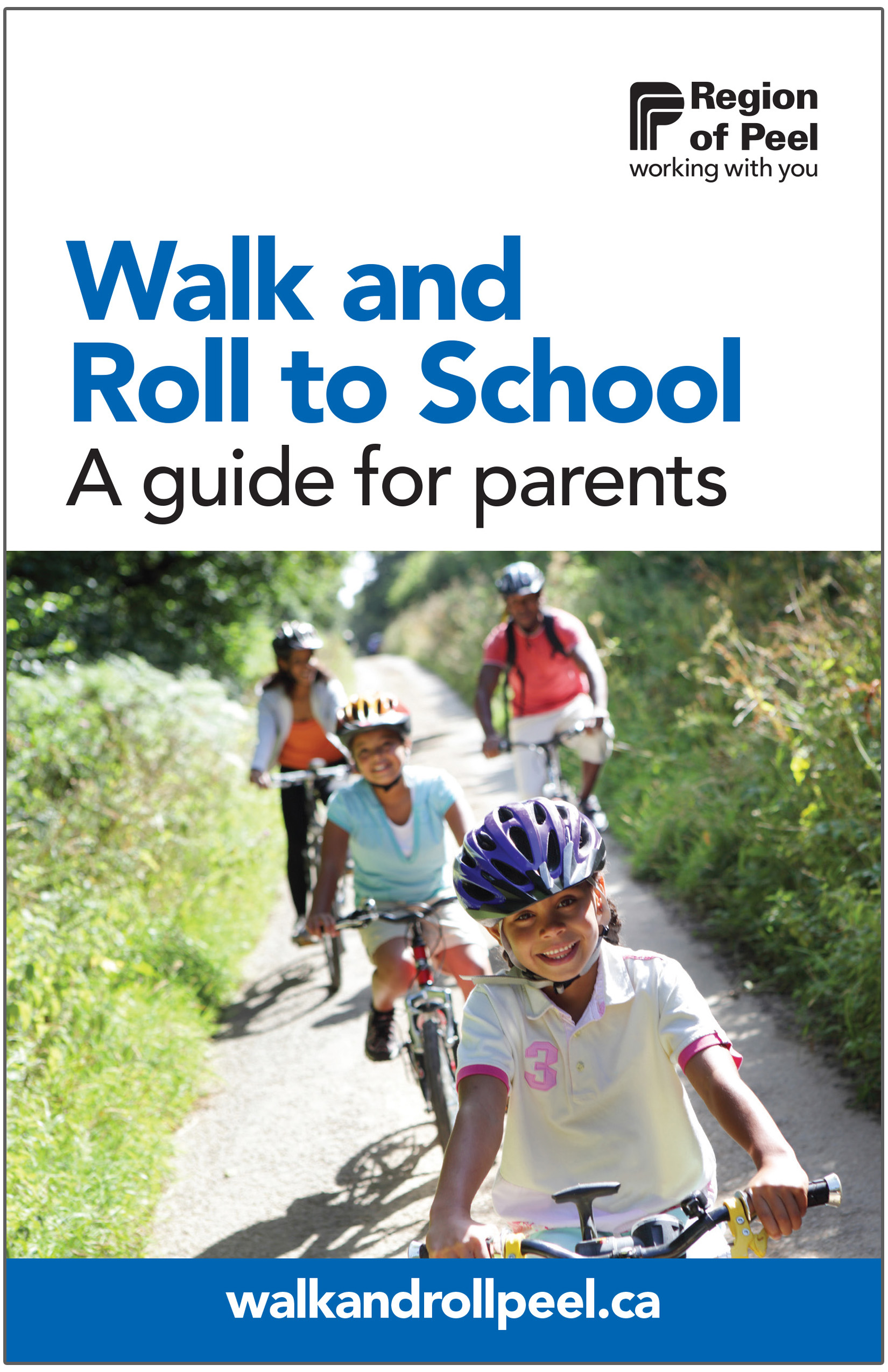 Walk and Roll to School - A Guide for Parents