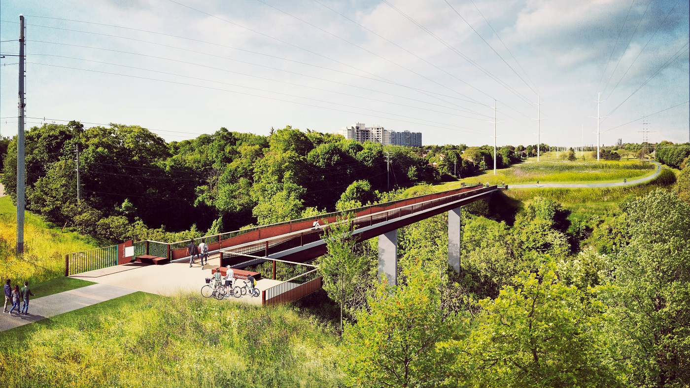 A conceptual rendering of Ellesmere Crossing from The Meadoway Visualization Toolkit