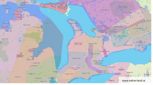 Lake Ontario Evening: Indigenous Treaties and Peoples of Toronto @ Online Webinar - General Audience