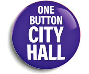 Link to One Button City Hall page