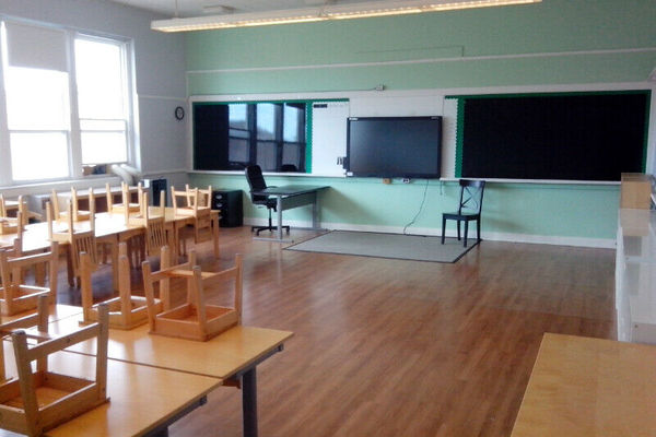 1000 sq ft Classroom for Rent