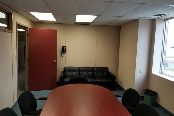 Hourly boardroom rental