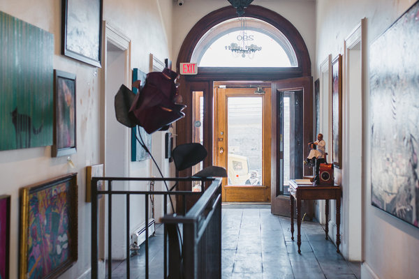 Large Gallery Space in Historic Building, Central Ottawa