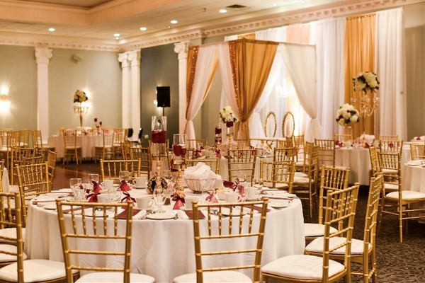 Luxurious Grand Ballroom for Weddings, Trade Shows, Fashion Shows, and Conferences