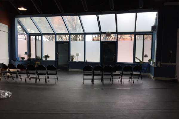 Inside Out Theatre Studio Space