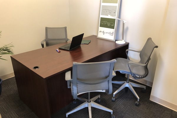 Private office - up to 3 people