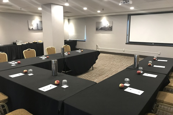 Centrally located meeting space - The Ottawa Room