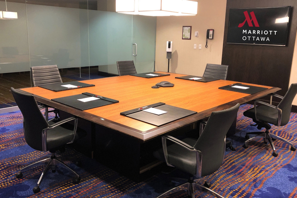 Downtown Executive Boardroom