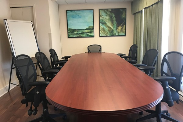 Downtown conference room - Chaudière