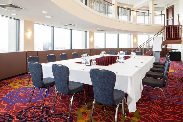 Downtown Hotel Meeting Room