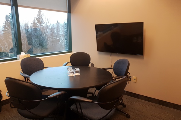 Meeting room in tech park