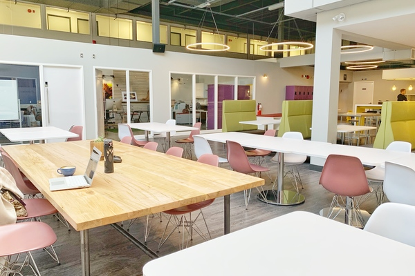>Co-working Space in Kanata<
