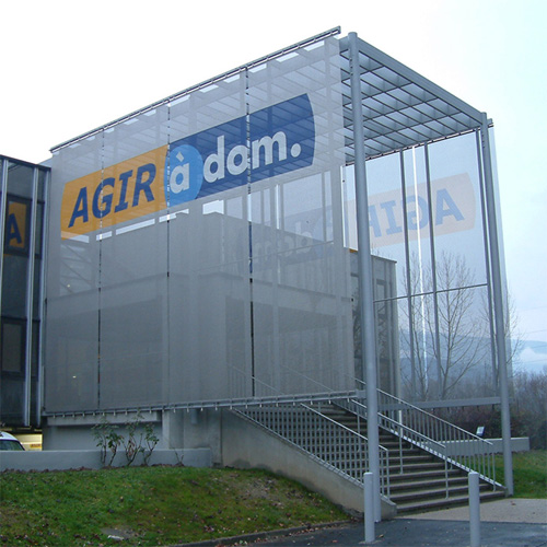 """Photography of project """"Agir A Dom"""""""