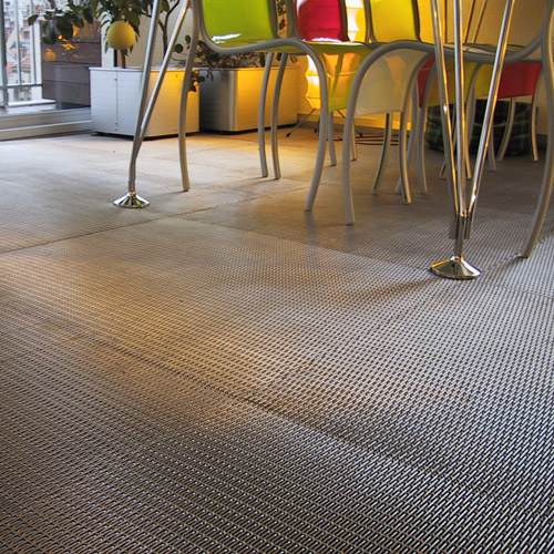 """Photography of project """"Angle Droit – Floor Cover"""""""