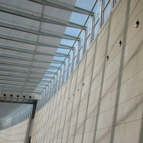 """Photography of project """"Courthouse Haifa"""""""