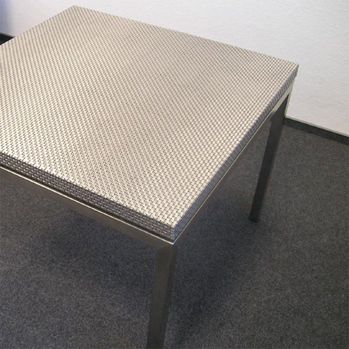 """Photography of project """"Tweed Table"""""""