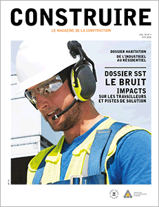 Magazine Construire - Été 2018