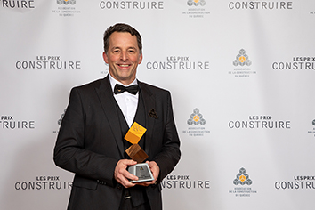 Lauréat 2019 - Priest – Construction – Électricité