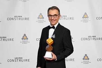 Lauréat 2019 - Marc Dugré