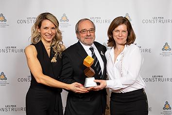 Lauréat 2019 - Philippe Trépanier