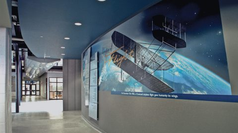 School Of Aviation At Canadore College Zas Group